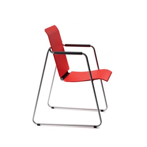 Konferencinių multifunkcinių kėdžių linija SEATTABLE