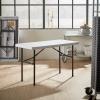 Sudedamas stalas, stačiakampis, 1220x610 mm