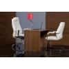 Vadovo kėdė SONATA lux HRUA steel 28 su Multiblock mechanizmu