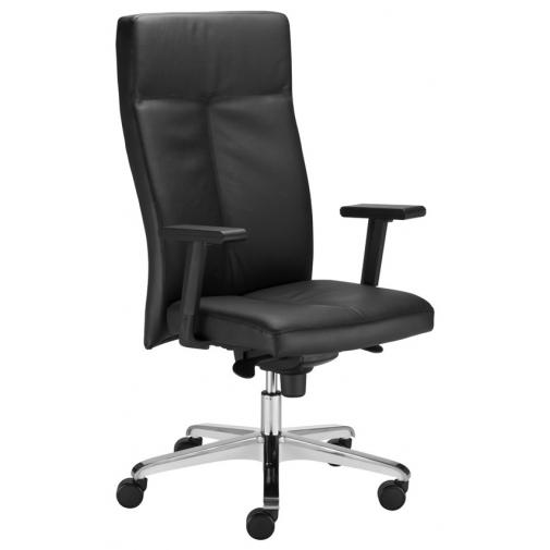 Vadovo kėdė PALADIUM R19T steel 36 su Epron Syncron mechanizmu