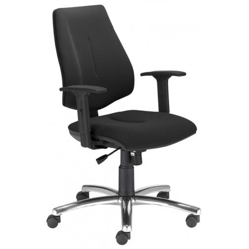 Biuro kėdė GEM R26S steel 04 su ACTIVE-1 mechanizmu