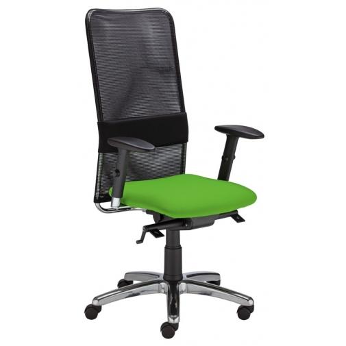 Biuro kėdė MONTANA HB LU R15G steel 11 su Epron Syncron Plus mechanizmu