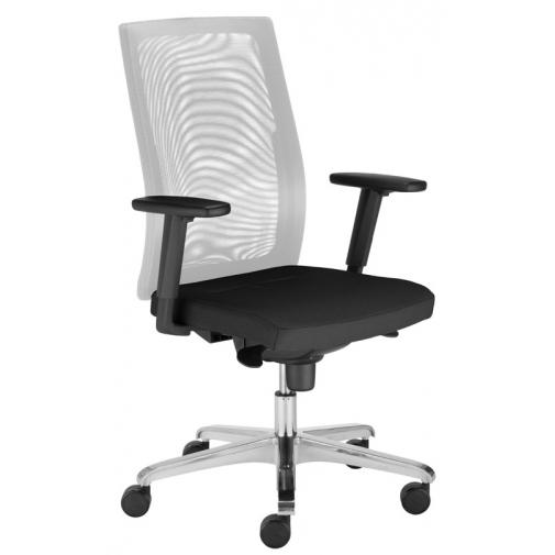Biuro kėdė SIT.NET R19I steel 3 su Epron Syncron mechanizmu