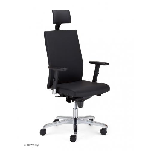 Biuro kėdė SIT.ON HRU R15K su Epron Syncron ir sėdynės gylio reguliavimo mechanizmu