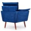 Krėslas (mėlynas)