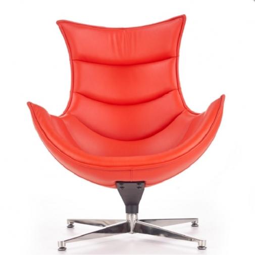 Krėslas (raudonas)