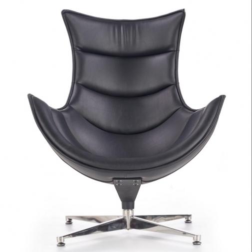Krėslas (juodas)