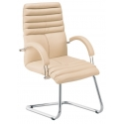 Lankytojų kėdė GALAXY steel cf lb chrome