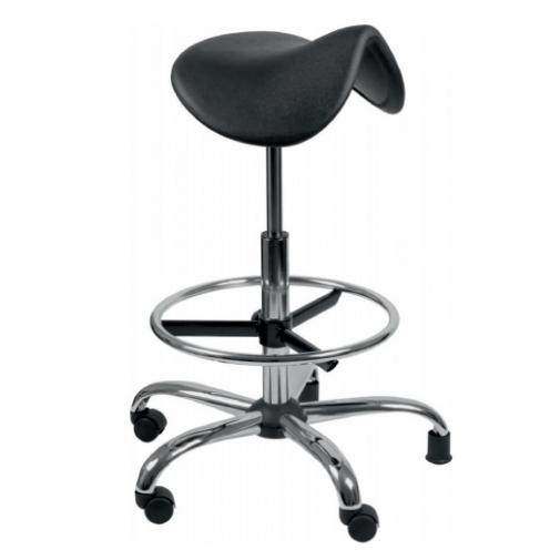 Reguliuojama kėdė-balnas