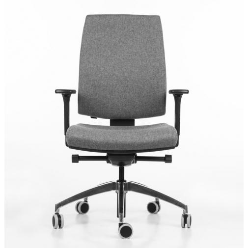 Biuro kėdė O12 R20N su EST SINCHRONINIU MECHANIZMU