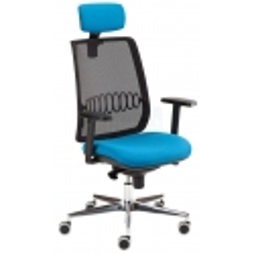 Biuro kėdė INSPIRE R10 steel 02 su ACTIVE-1 mechanizmu