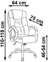 Biuro kėdė Relax 2