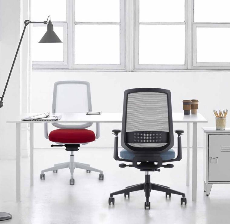 ofiso kėdės