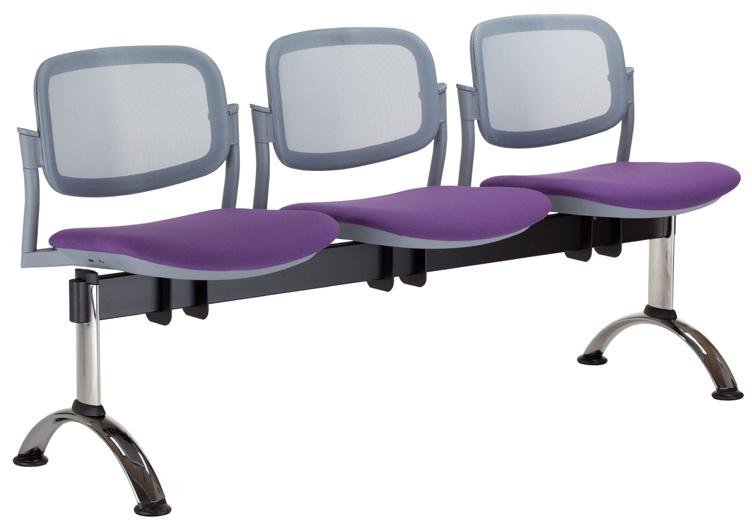 lankytojų kėdės ant rėmo