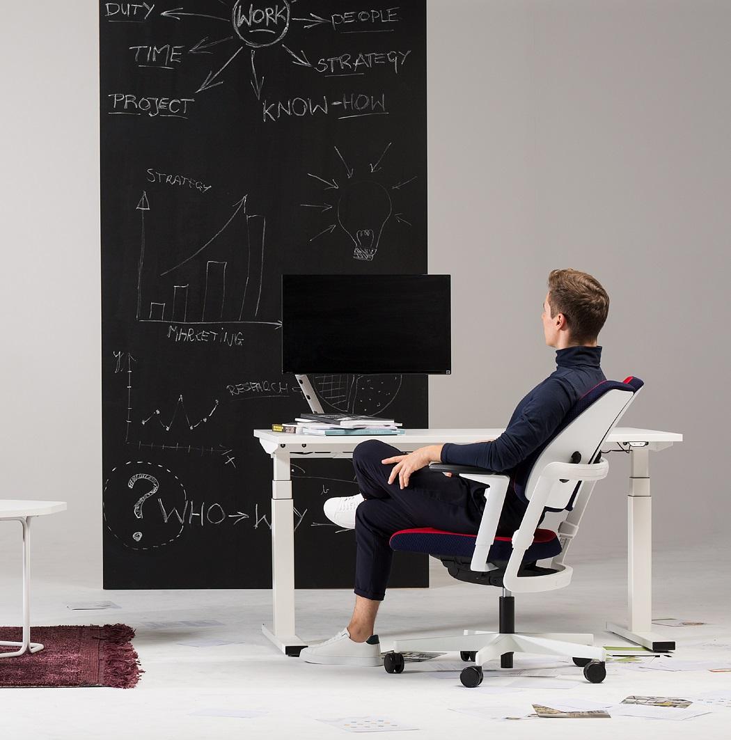 ergonomiška kėdė xilium