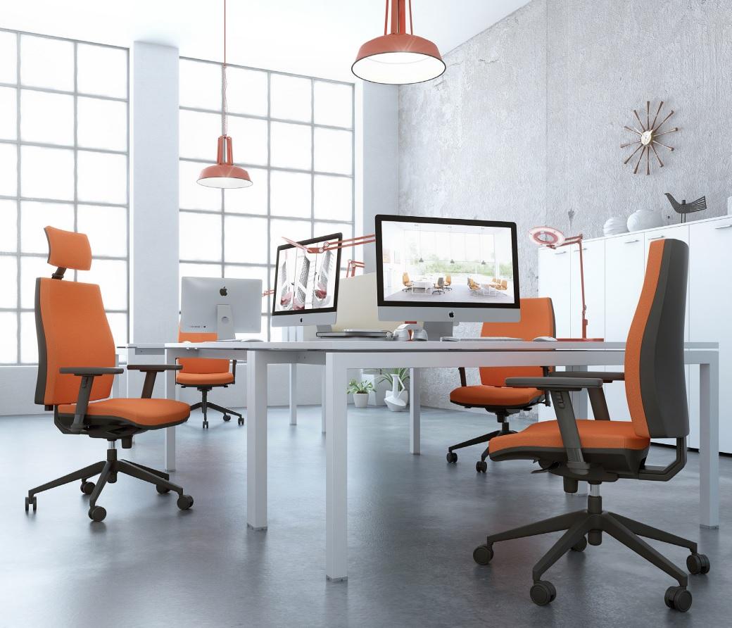 ergonominė kėdė intrata
