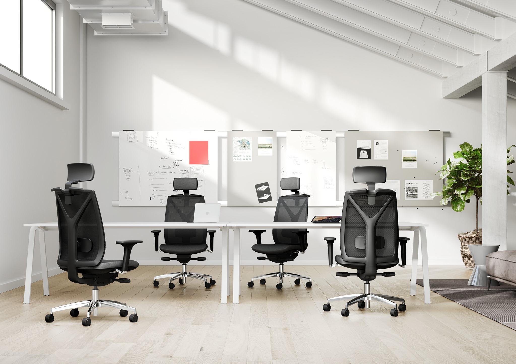 ergonominė biuro kėdė ergosit