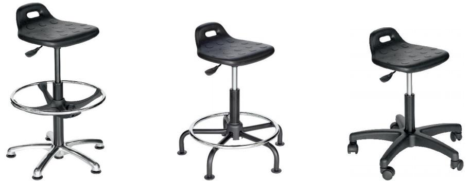 kėdės laboratorijoms
