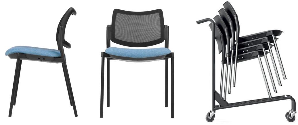 posėdžių kėdės