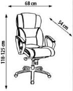 Kėdės išmatavimai