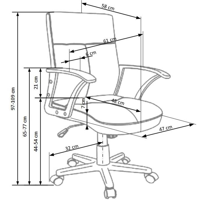pigios biuro kėdės
