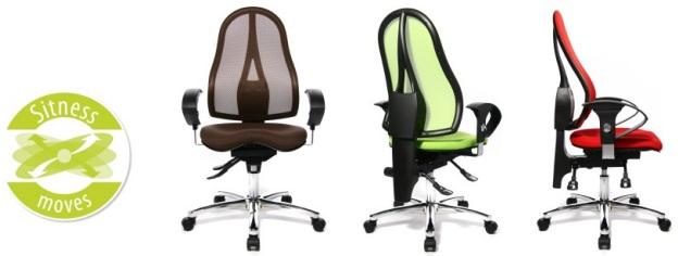 ergonomiškos biuro kėdės SITNESS 15
