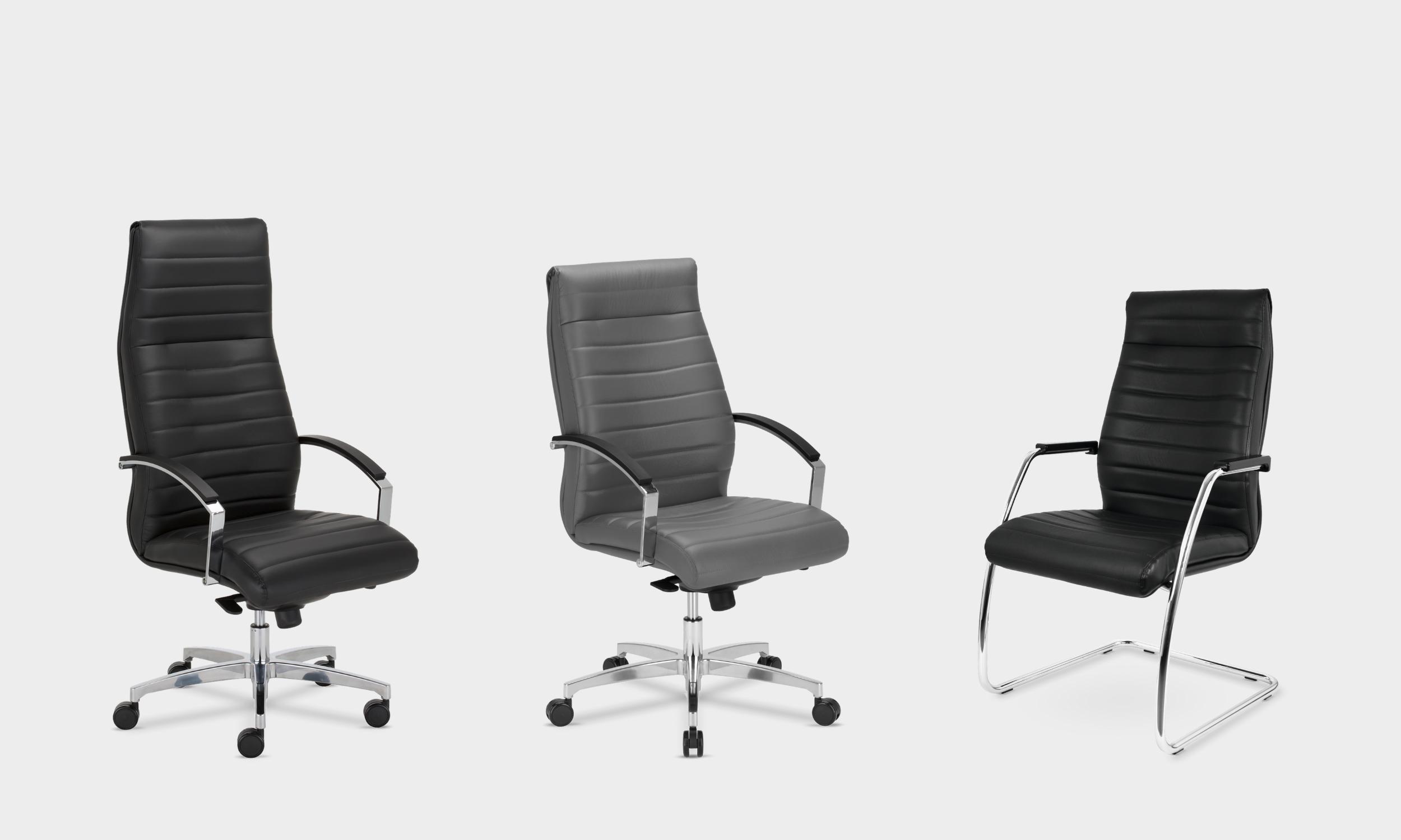 biuro kėdės LYNX