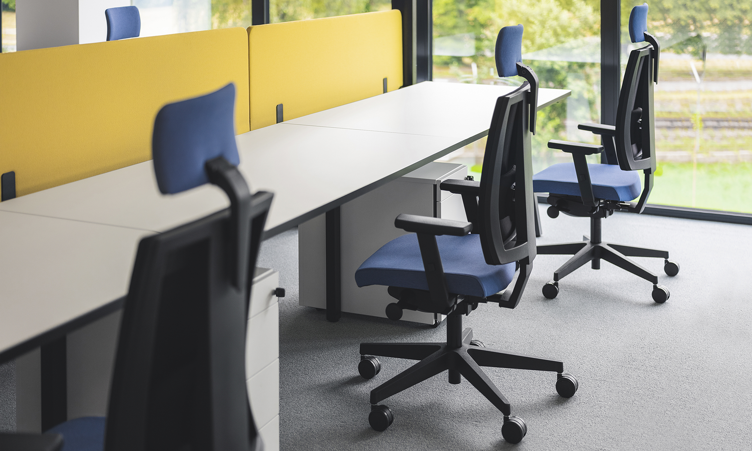 ergonominės kėdės navigo