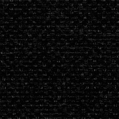 Konferencijų kėdė juodu gobelenu