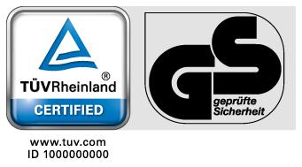 certifikuota kėdė